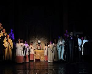 Tosca di Giacomo Puccini – Galati – Romania