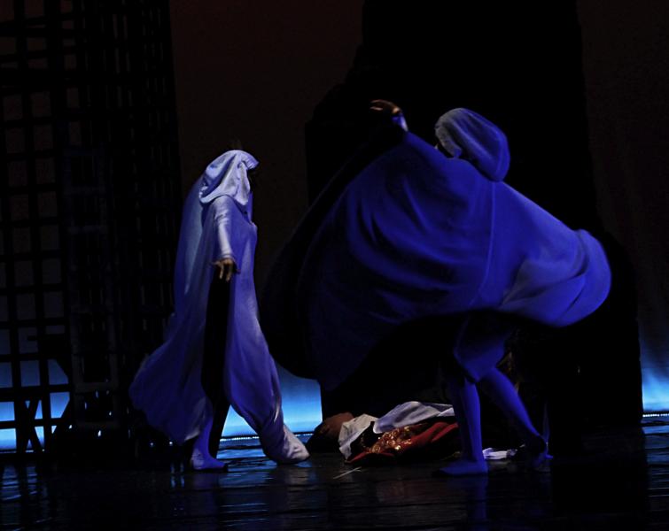 Tosca di Giacomo Puccini - Teatrul Muzical Nae Leonard - Galati - Romania